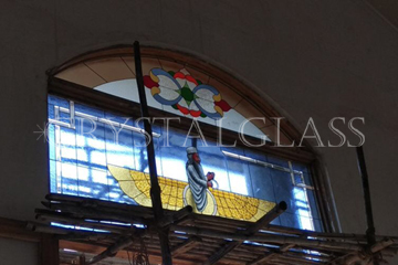 Stained Glass Partitions in Mumbai